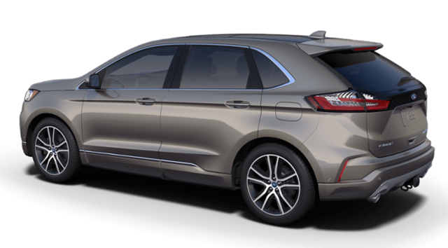 2019 New Ford Edge Titanium For Sale in Shell Rock Near